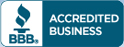 BBB Accredited Business A+ Member